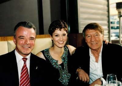 Don and Delta and Brendan Nelson